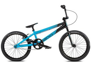 "Radio Bikes ""Cobalt Pro"" 2020 BMX Race Bike - Black/Cyan"