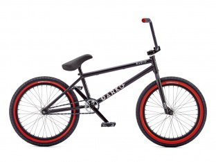 "Radio Bikes ""Darko"" 2016 BMX Rad - Matt Black"