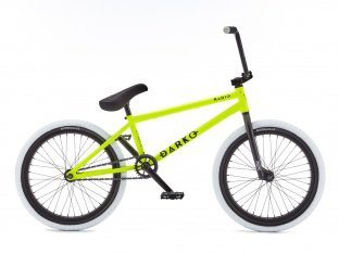 "Radio Bikes ""Darko"" 2016 BMX Rad - Matt Yellow"