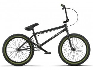 "Radio Bikes ""Darko"" 2018 BMX Bike - Matt Black"