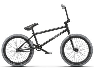 "Radio Bikes ""Darko"" 2019 BMX Rad - Matt Black"
