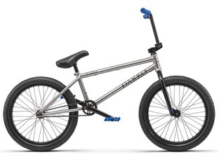 "Radio Bikes ""Darko"" 2019 BMX Bike - Silver"