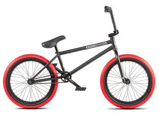 "Radio Bikes ""Darko"" 2020 BMX Bike - Matt Black"