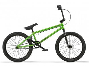 "Radio Bikes ""Dice 20"" 2018 BMX Rad - Metallic Green"