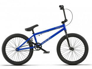 "Radio Bikes ""Dice 20"" 2018 BMX Rad - Metallic Blue"