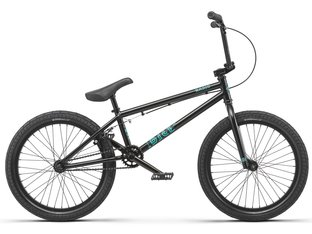 "Radio Bikes ""Dice 20"" 2019 BMX Rad - Matt Black"
