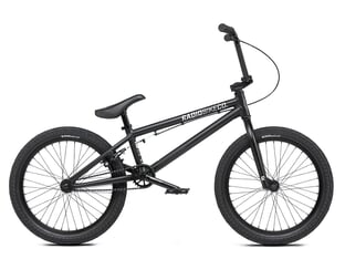 "Radio Bikes ""Dice 20"" 2021 BMX Rad - Black"