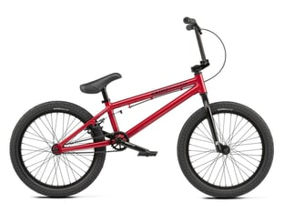 "Radio Bikes ""Dice 20"" 2021 BMX Rad - Candy Red"