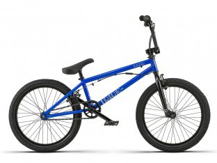 "Radio Bikes ""Dice FS 20"" 2018 BMX Rad - Metallic Blue"