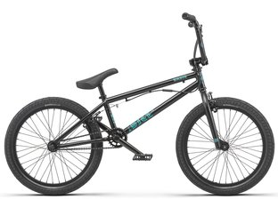 "Radio Bikes ""Dice FS 20"" 2019 BMX Rad - Matt Black"