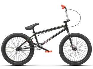 "Radio Bikes ""Evol"" 2019 BMX Rad - Matt Black"