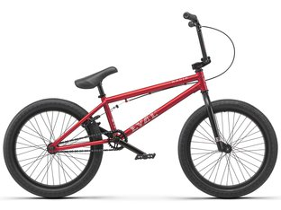 "Radio Bikes ""Evol"" 2019 BMX Bike - Matt Metallic Red"
