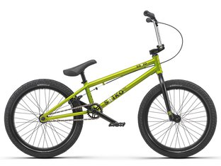 "Radio Bikes ""Saiko 20"" 2019 BMX Rad - Matt Metallic Lime"