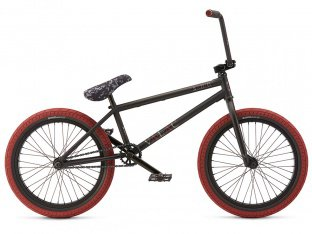 "Radio Bikes ""Valac"" 2017 BMX Bike - Matt Black"