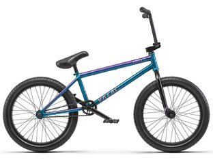 "Radio Bikes ""Valac"" 2019 BMX Bike - Cyan / Purple Fade"