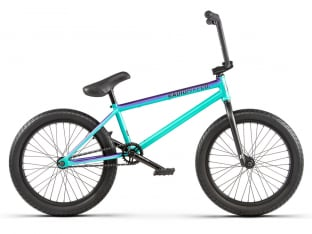 "Radio Bikes ""Valac"" 2020 BMX Bike - Mint / Purple Fade"