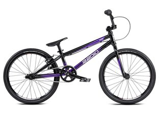 "Radio Bikes ""Xenon Expert"" 2020 BMX Race Bike - Black/Metallic Purple"