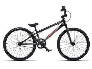 "Radio Bikes ""Xenon Junior"" 2019 BMX Race Rad - Black/Silver"