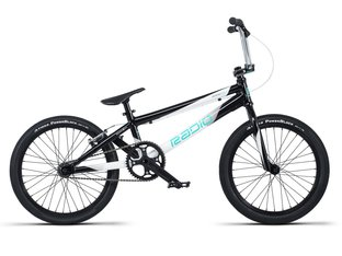 "Radio Bikes ""Xenon Pro XL"" 2019 BMX Race Bike - Black/White"