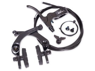 "Rant BMX ""Spring V2"" Brake + Lever + Cable Set"