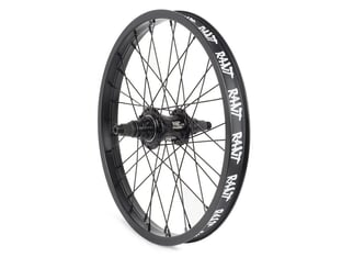 "Rant BMX ""Squad 18 X Moonwalker"" Freecoaster Rear Wheel - 18 Inch"