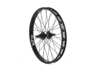 "Rant BMX ""Squad 18 X Party On V2 Cassette"" Hinterrad - 18 Zoll"