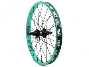 "Rant BMX ""Squad X Moonwalker V2"" Freecoaster Rear Wheel"