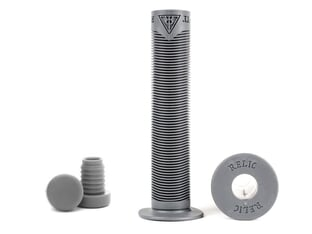 "Relic BMX ""GR"" Grips - With Flange"
