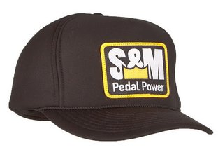 "S&M Bikes ""All Foam Winter Trucker"" Cap"
