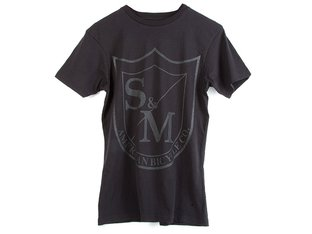 "S&M Bikes ""Big Shield"" T-Shirt"