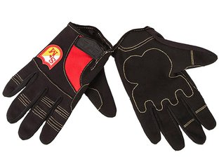 "S&M Bikes ""Biltwell Shield"" Gloves"