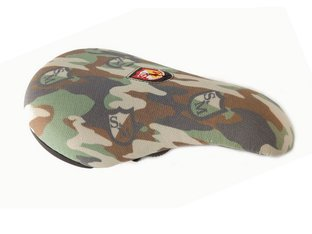 "S&M Bikes ""Fat"" Pivotal Seat - Camouflage"