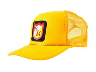 "S&M Bikes ""Patch Trucker"" Kappe"