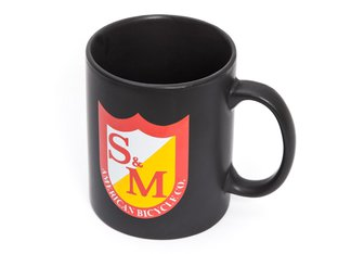 "S&M Bikes ""Shield"" Tasse"