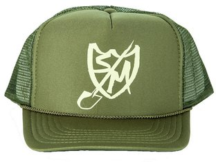 "S&M Bikes ""Shovel Shield Trucker"" Cap"