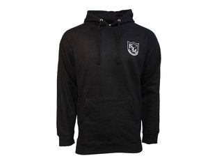 "S&M Bikes ""Two Shield"" Hooded Pullover"