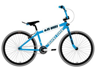 "SE Bikes ""Blocks Flyer 26"" 2020 BMX Cruiser Rad - 26 Zoll 
