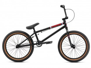 "SE Bikes ""Everyday"" 2017 BMX Rad - Black"