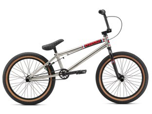 "SE Bikes ""Everyday"" 2017 BMX Rad - Silver Spark"