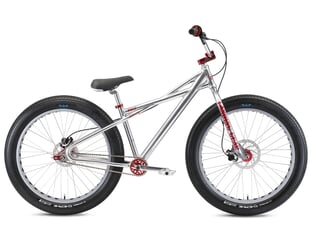"SE Bikes ""Fat Quad 26"" 2021 BMX Cruiser Bike - 26 Inch"