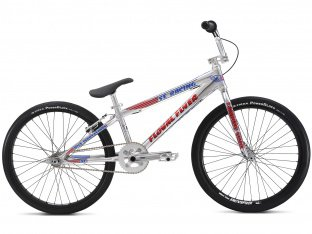 "SE Bikes ""Floval Flyer 24"" 2018 BMX Race Cruiser Bike - 24 Inch 