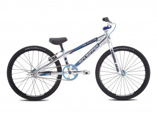 "SE Bikes ""Mini Ripper"" 2016 BMX Race Rad - High Polish Silver"