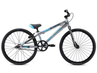 "SE Bikes ""Mini Ripper"" 2021 BMX Race Bike - Silver"