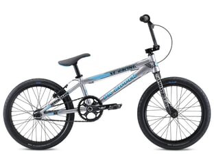 "SE Bikes ""PK Ripper Super Elite"" 2021 BMX Race Rad - Silver"