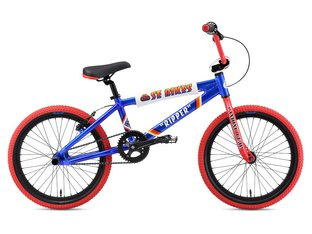 "SE Bikes ""Ripper"" 2019 BMX Bike - Blue/Red"