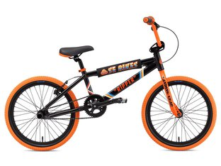 "SE Bikes ""Ripper"" 2020 BMX Bike - Black Sparkle"
