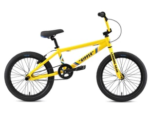 "SE Bikes ""Ripper"" 2021 BMX Bike - Yellow"
