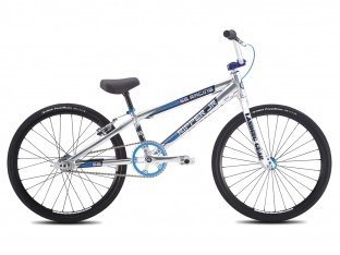 "SE Bikes ""Ripper Junior"" 2016 BMX Race Rad - High Polish Silver"