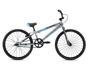 "SE Bikes ""Ripper Junior"" 2021 BMX Race Bike - Silver"