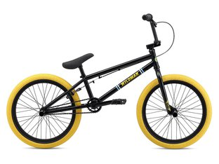 "SE Bikes ""Wildman"" 2019 BMX Bike - Black"